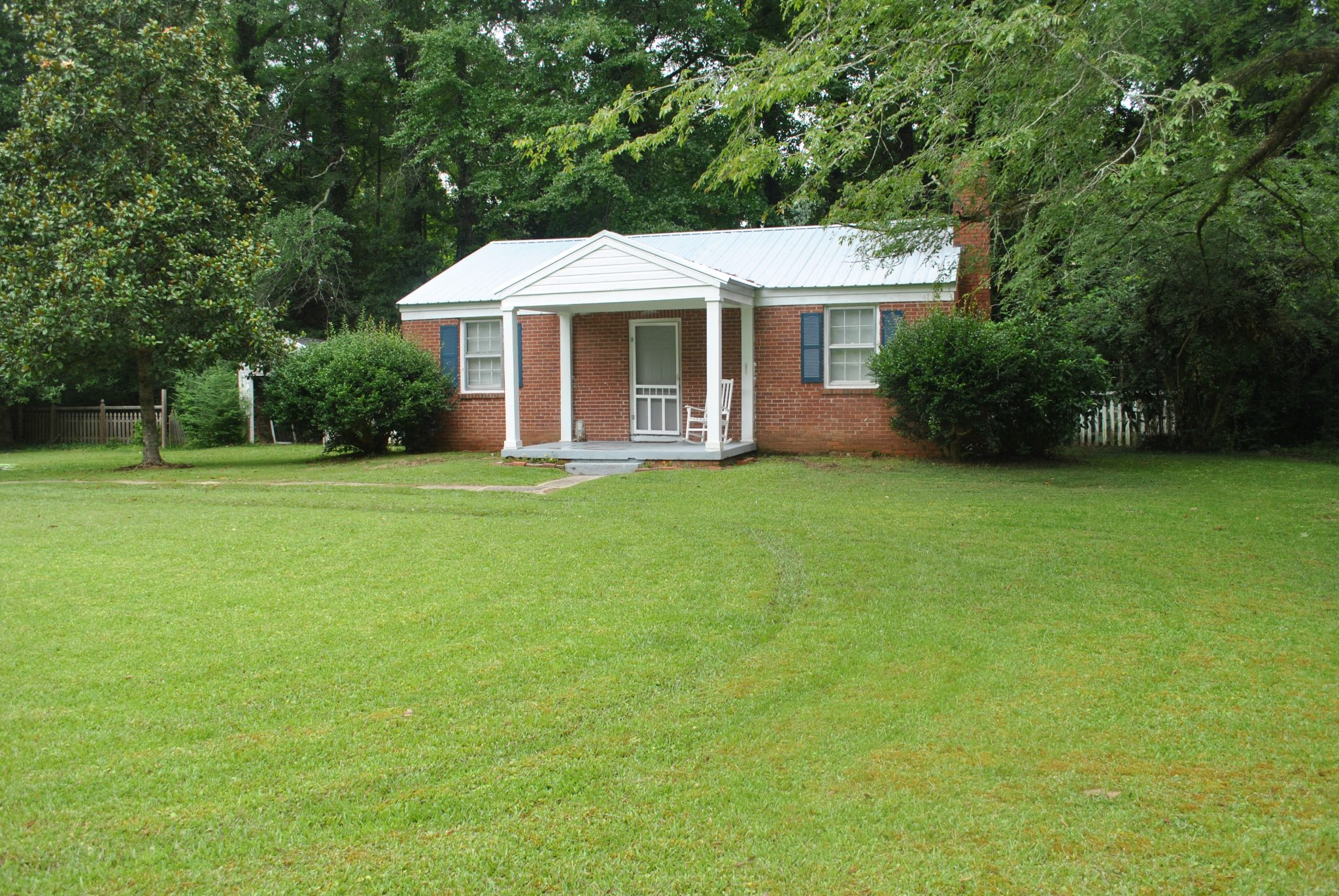 SOLD—Brick Cottage in Alex City, AL!