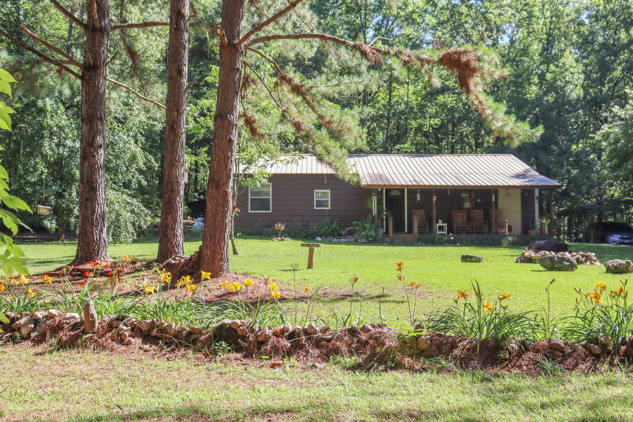 74 +/- Acres with Home